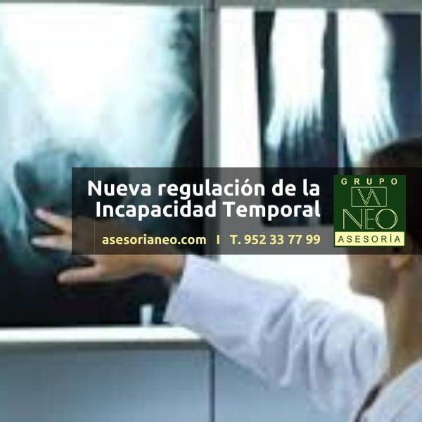 regulación incapacidad temporal