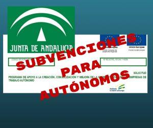 Subvenciones para autónomos