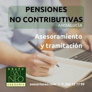 Pensiones no contributivas (Andalucía)