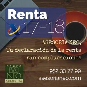 Hacer la Declaración de la Renta en Málaga