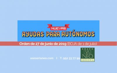 Nuevas ayudas autónomos Andalucía (mejora tarifa plana estatal)