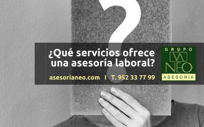 ¿Qué servicios ofrece una asesoría laboral?