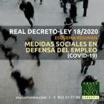 real-decreto-ley-18-2020-medidas-sociales-defensa-empleo-esquema-resumen-asesoria-neo