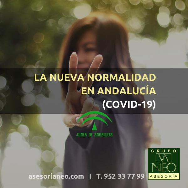 Nueva normalidad en Andalucía