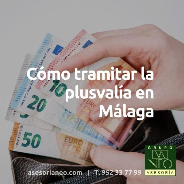 Cómo tramitar la plusvalía en Málaga