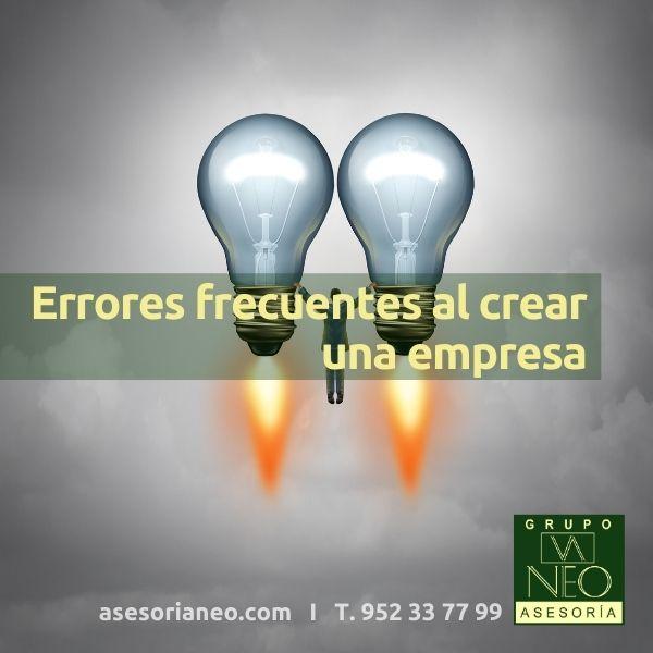 errores-frecuentes-al-crear-una-empresa