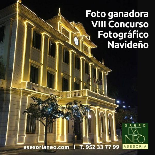 Foto ganadora VIII Concurso Fotográfico Navideño Asesoría Neo