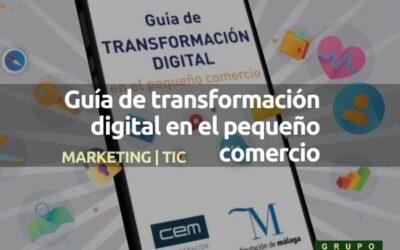 Guía de transformación digital en el pequeño comercio