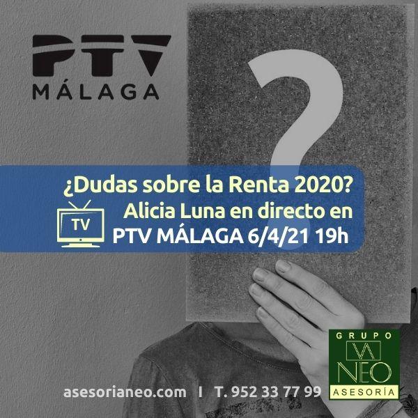 programa-tv-ptv-malaga-campana-renta-2020-2021-alicia-luna