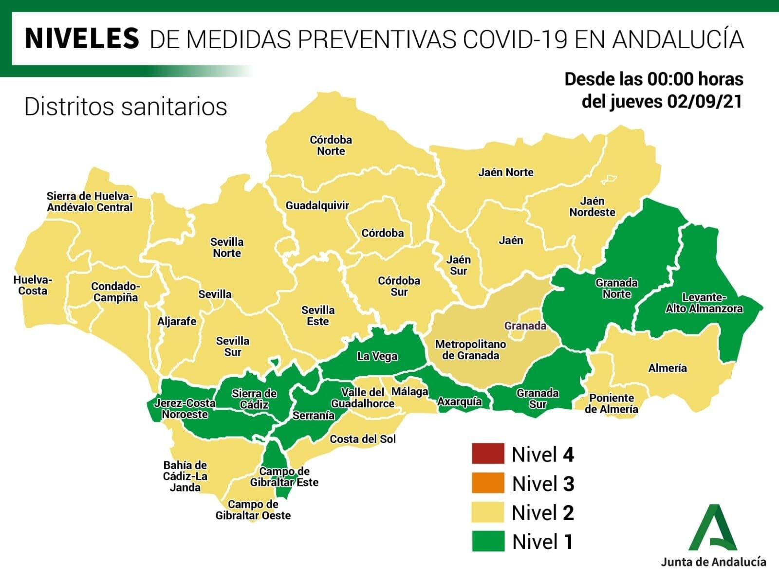 mapa-niveles-alerta-sanitaria-covid-andalucia-2-septiembre-2021